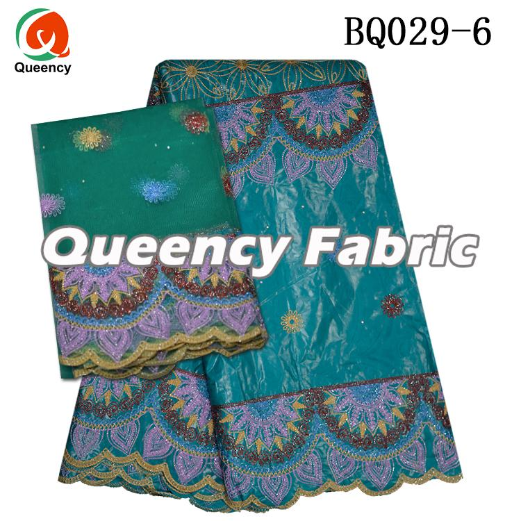 Embroidery Brocade Fabric