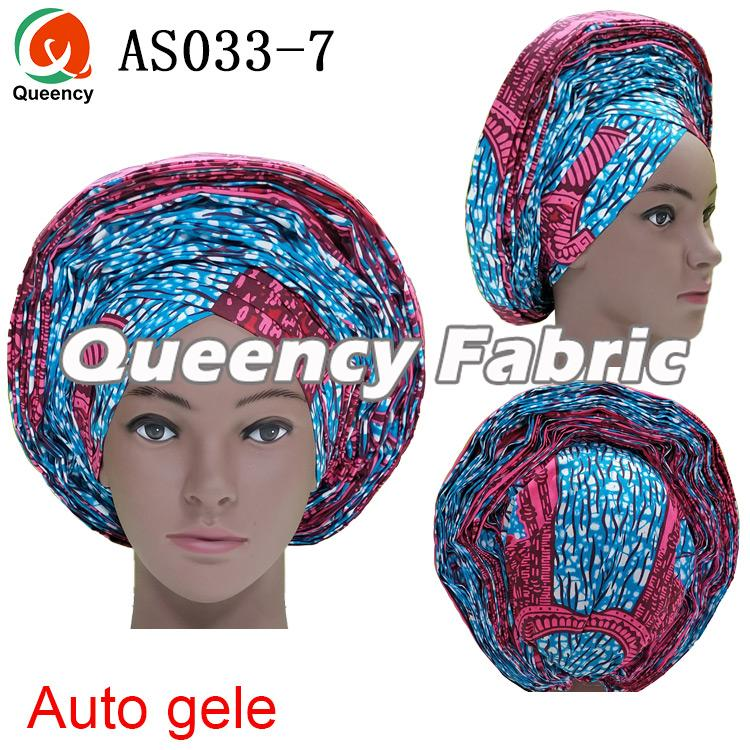 Ladies Ankara Already Made Headtie