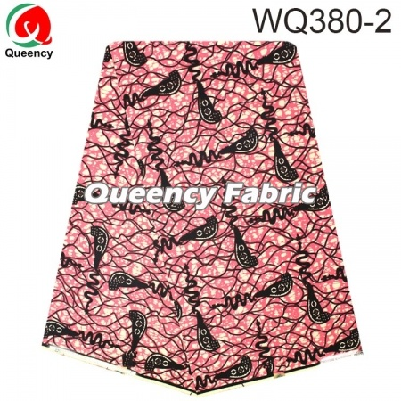 Guangzhou factory wax print fabric